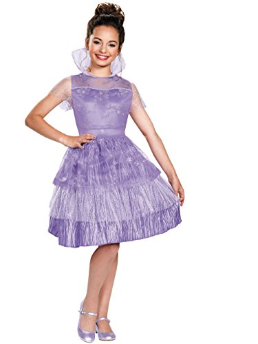 Disguise 88134G Mal Coronation Deluxe Costume, Large (10-12) -