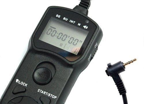 60 opinioni per Telecomando di timer JJC tm-c per Canon EOS 60d, 100d, 300d, 350d, 400d, 450d,