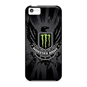 Best Hard Phone Cover For iPhone 6 4.7 With Custom High Resolution Monster Army Logo Skin JamieBratt