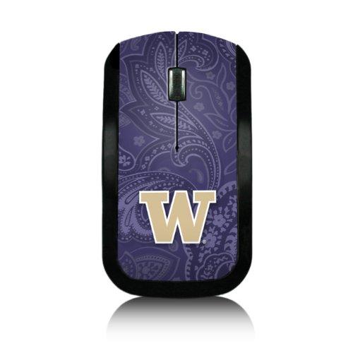 Washington Huskies Wireless USB Mouse NCAA