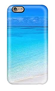 Fashion Protective Beach Photos Scene Case Cover For Iphone 6