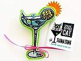 Tunatini - Catnip Martini Cat Toy