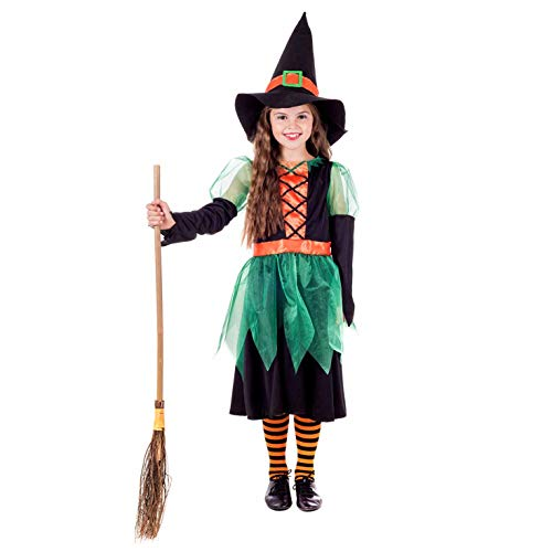 Girls Scary Witch Costumes - fun shack Kids Witch Costume Girls