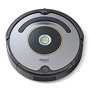 Irobot 616 Roomba Vacuum Cleaning Robot - Black & Grey, R616040