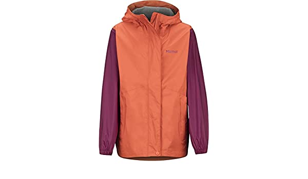 Chaqueta Prueba de Viento Marmot GirlS PreCip Eco Jacket Chubasqueros ni/ña Transpirable Impermeable
