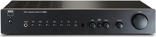 20 opinioni per Amplificatore NAD C316BEE stereofonico integrato Graphite