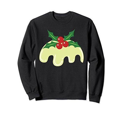 Figgy Pudding Xmas Costume Sweatshirt