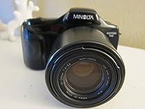 Minolta Maxxum 7xi Camera 35mm with Minolta 28-105mm Lens