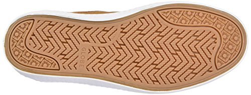 Globe Sprout, Zapatillas de Skateboarding Unisex Adulto Marrón (Dark Caramel / White)