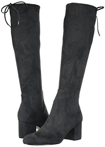 High Knee Sam Boot Women''s Edelman Vinney Asphalt wH0081qR