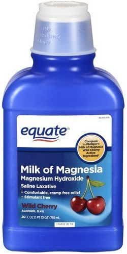 Equate - Milk of Magnesia, Wild Cherry, 26 fl oz by Equate