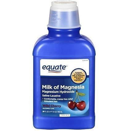 equate – Milk of Magnesia, Wild Cherry, 26 FL oz by equate