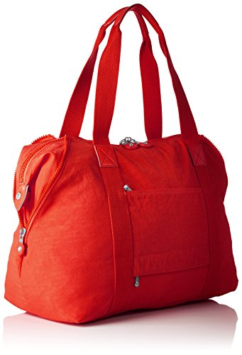 Cm 26 De Tela lively Art Yellow Playa Y M Kipling Rojo Amarillo Red Liters 58 Bolsa tqROwzcc8
