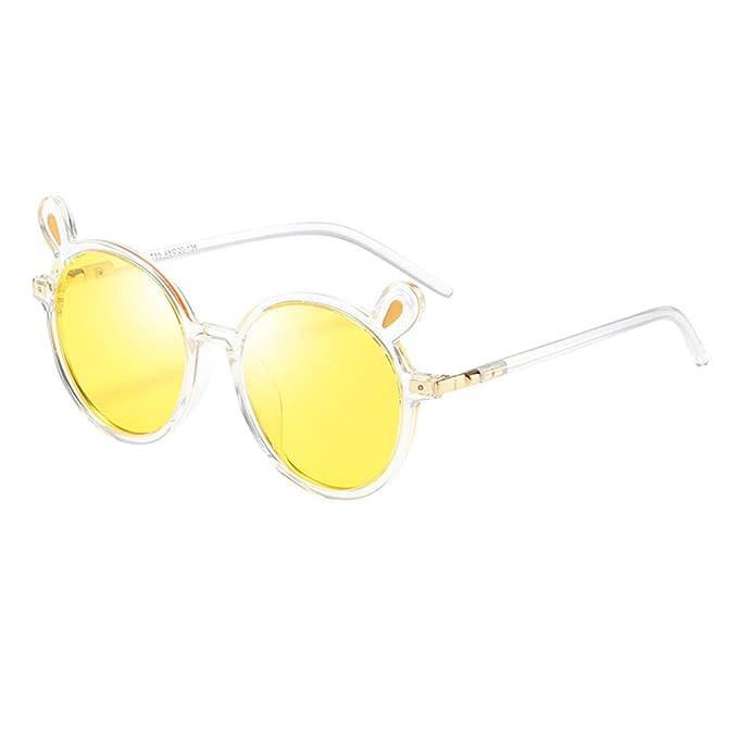 Yying Gafas de sol Polarizadas para Niños Nuevas Gafas de ...
