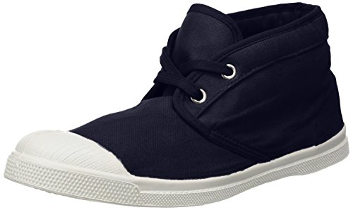 Femme Marine Nils New Tennis Bleu Baskets Bensimon wIBPq