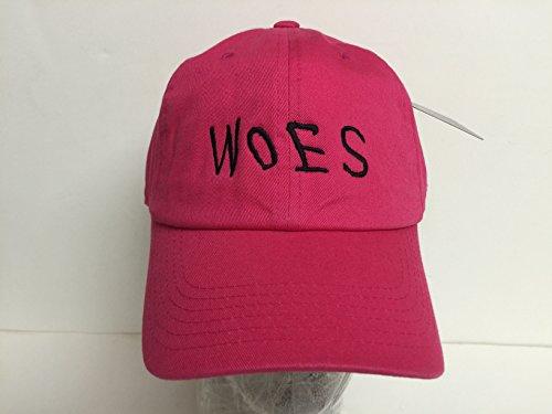 411415ef663 Woes Pink Strapback Hat - Buy Online in Oman.