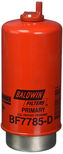 Baldwin Heavy Duty BF7785D Heavy Duty Lube Spin-On Filter