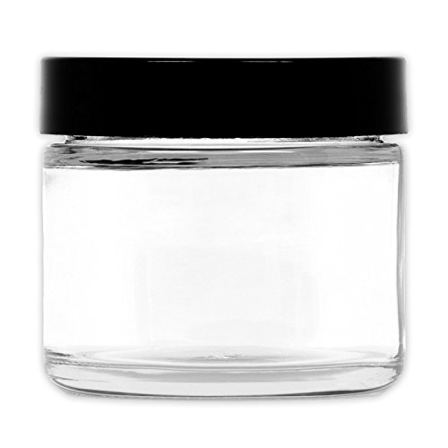 small airtight glass jar - 9