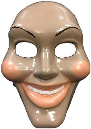 La Purga Original Cara Película Máscara - Disfraz de Halloween ...
