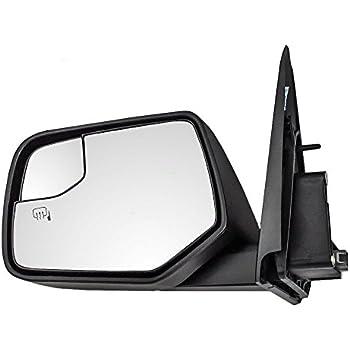 Power Heated Blind Spot Blindspot Alert Mirror Glass LH Left Driver for Escape