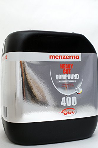 - Menzerna HCC400 Heavy Cut Compound 400, 128 oz.