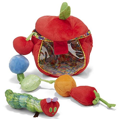 World of Eric Carle, The Very Hungry Caterpillar Apple Playset -