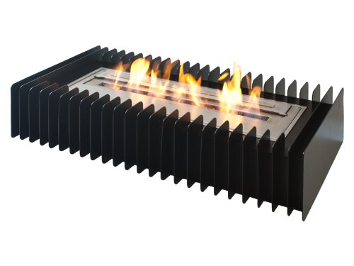 Ignis Ventless Bio Ethanol Fireplace Grate Insert EBG2400