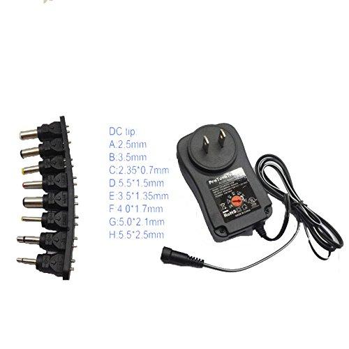 Donner Dp-1 Guitar Pedal Power Supply 10 Isolated DC Output for 9V/12V/18V Effect Pedal