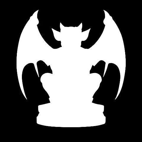 Gargoyle Silhouette 6