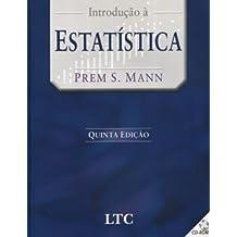 Introdução À Estatística (+ CD-ROM)