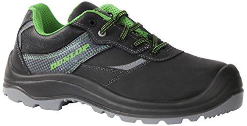 Dunlop Armag Low - Schwarze Arbeitsschutzschuhe