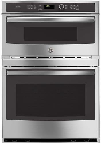 ": GE Profile PT9800SHSS 30"" Built-in Combination Wall Oven in Stainless Steel"