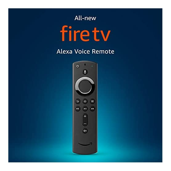 All-New Alexa Voice Remote with Power and Volume Controls – requires compatible Fire TV device 41EXWK%2BZZBL. SS555