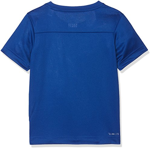 reauni bianco T Gear Boy shirt Adidas Yb Up Blu 8xn18wU
