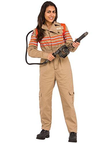 (Rubie's Women's Ghostbusters Movie Grand Heritage Costume, Multicolor,)
