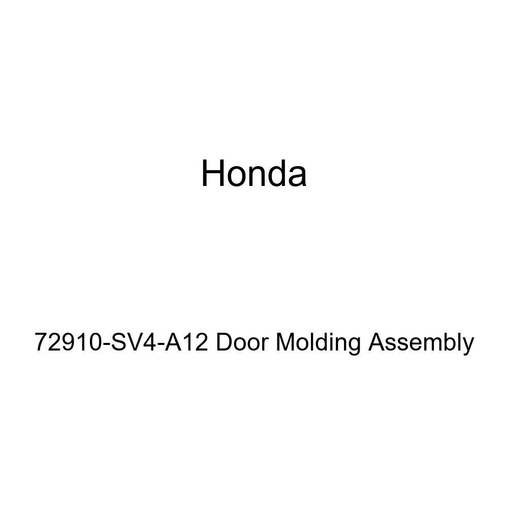 Genuine Honda 72910-SV4-A12 Door Molding Assembly