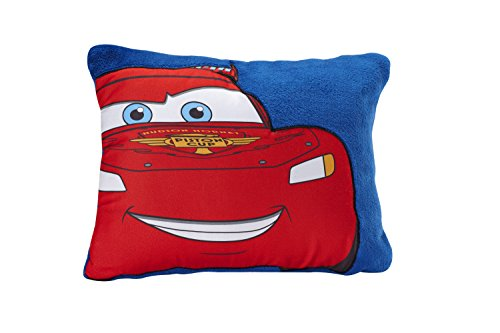 Disney Cars Toddler Pillow (Disney Cars Pillow)