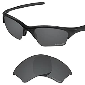 Tintart Performance Replacement Lenses for Oakley Half Jacket XLJ Polarized Etched