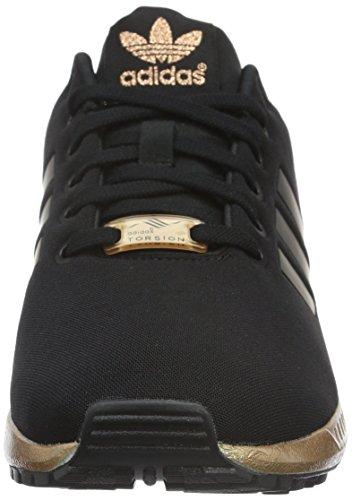 adidas zx flux noir et cuivre femme
