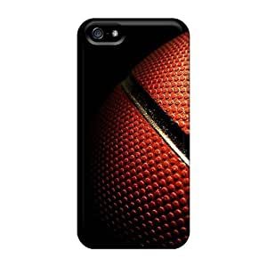 Anti-scratch And Shatterproof Basketball Wallpaper Phone Cases For Iphone 5/5s/ High Quality Cases