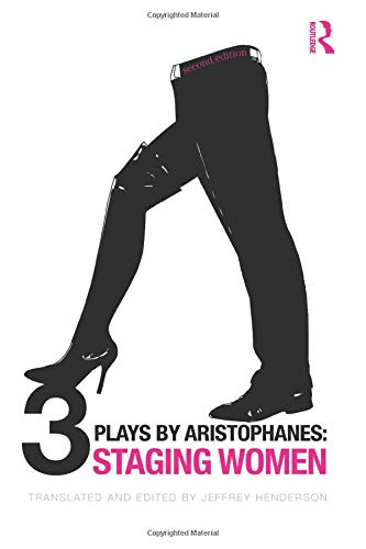 Three Plays by Aristophanes (New Classical Canon)