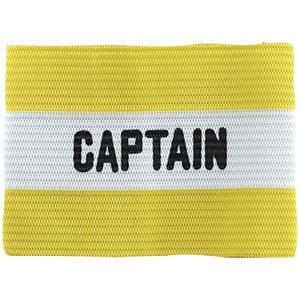 Kwik Goal Youth Captain Arm Band, Yellow