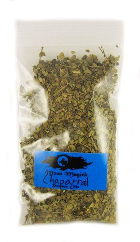 Chaparral Raw Herb