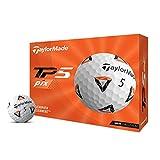 TaylorMade 2021 TP5 Pix 2.0 Golf Balls White