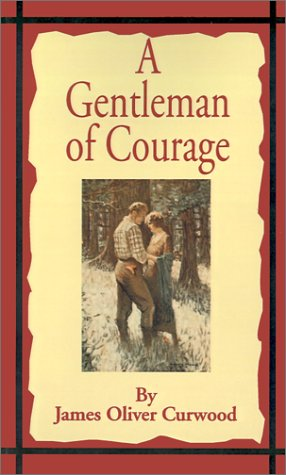 book cover of A Gentleman of Courage