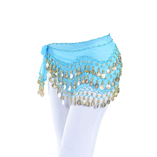 Uherebuy Chiffon Dangling Coins Belly product image