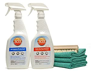 Amazon Com 303 Aerospace Protectant Amp Cleaner Combo