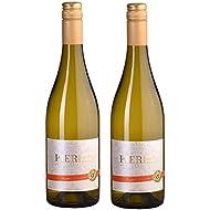 Pierre Chavin Zero Blanc Non-Alcoholic White Wine 750ml (2 Bottles)