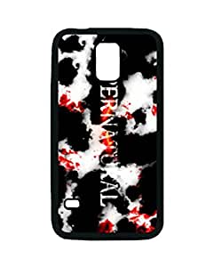 Supernatural Angle Custom Diy Unique Image Durable Rubber Silicone Case for Samsung Galaxy S5 I9600