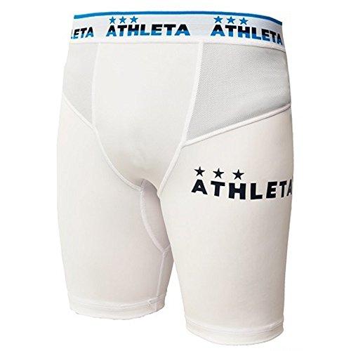 だらしない形成強風ATHLETA(アスレタ) メンズ サッカーウェア 定番チーム対応 パワーインナーショーツ スパッツ 18009